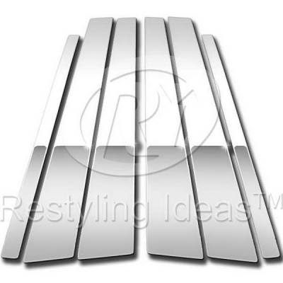Restyling Ideas - Chevrolet Malibu Restyling Ideas Pillar Post - 52-SS-CHMAL08