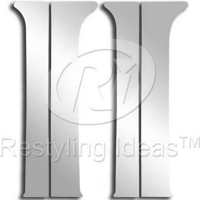 Restyling Ideas - GMC Sierra Restyling Ideas Pillar Post - 52-SS-CHSIL07EC