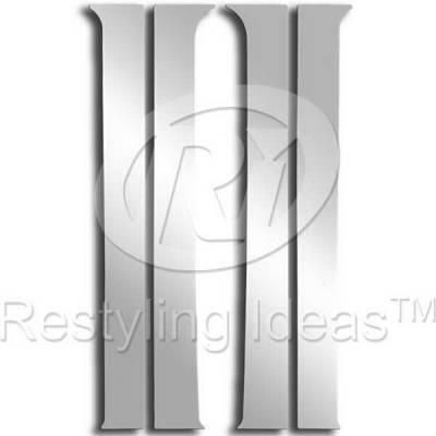 Restyling Ideas - Chevrolet C1500 Pickup Restyling Ideas Pillar Post - 52-SS-CHSUB88