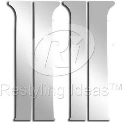 Restyling Ideas - Chevrolet Tahoe Restyling Ideas Pillar Post - 52-SS-CHTAH07