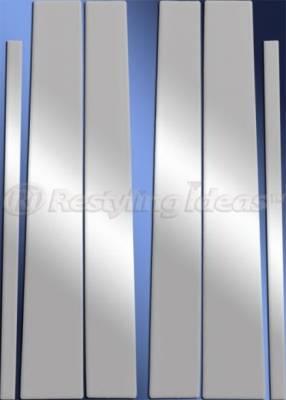 Restyling Ideas - Chevrolet Trail Blazer Restyling Ideas Pillar Post - 52-SS-CHTRA02