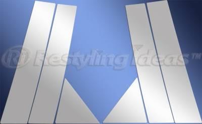 Restyling Ideas - Chrysler 300 Restyling Ideas Pillar Post - 52-SS-CR30004