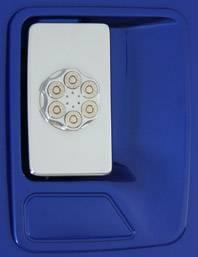 Grippin Billet - Ford Superduty Grippin Billet Billet Side Door Handle - 43019