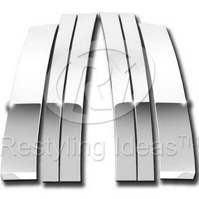 Restyling Ideas - Chrysler Town Country Restyling Ideas Pillar Post - 52-SS-CRTOW08