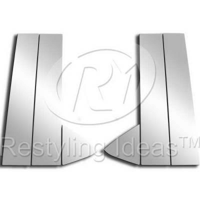 Restyling Ideas - Dodge Charger Restyling Ideas Pillar Post - 52-SS-DOCHA06