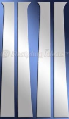 Restyling Ideas - Dodge Ram Restyling Ideas Pillar Post - 52-SS-DORAM03