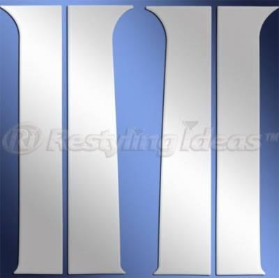 Restyling Ideas - Ford Superduty Restyling Ideas Pillar Post - 52-SS-FOSUD08