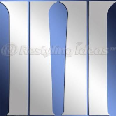 Restyling Ideas - Ford Superduty Restyling Ideas Pillar Post - 52-SS-FOSUD99