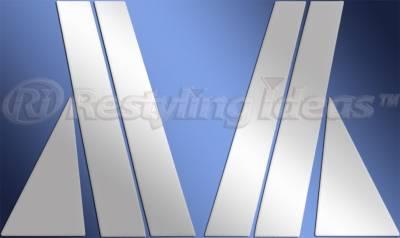Restyling Ideas - Infiniti FX35 Restyling Ideas Pillar Post - 52-SS-INFX303