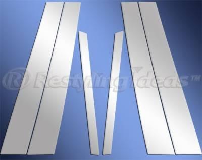 Restyling Ideas - Infiniti M35 Restyling Ideas Pillar Post - 52-SS-INM3506