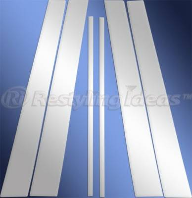 Restyling Ideas - Lexus GX Restyling Ideas Pillar Post - 52-SS-LEGX404