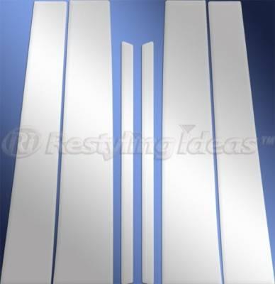 Restyling Ideas - Lexus IS Restyling Ideas Pillar Post - 52-SS-LEIS306