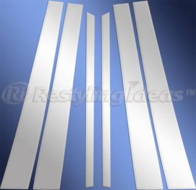 Restyling Ideas - Lexus LS Restyling Ideas Pillar Post - 52-SS-LELS401