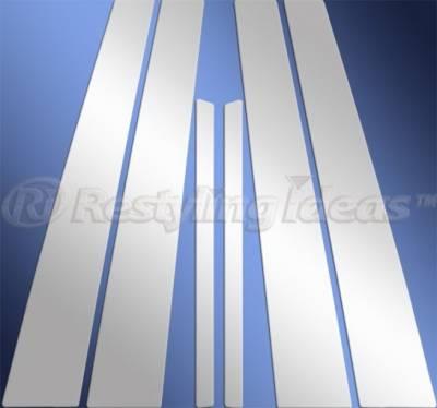 Restyling Ideas - Lexus LS Restyling Ideas Pillar Post - 52-SS-LELS407