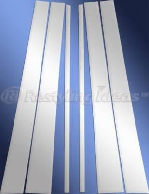 Restyling Ideas - Lexus LX Restyling Ideas Pillar Post - 52-SS-LELX404