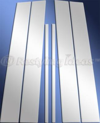 Restyling Ideas - Lexus RX300 Restyling Ideas Pillar Post - 52-SS-LERX303