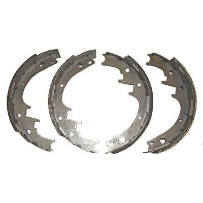 Omix - Omix Brake Shoe Set - Per Axle - 16726-08