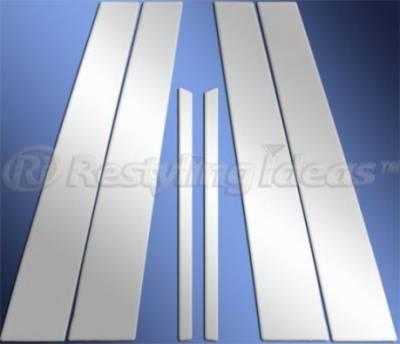 Restyling Ideas - Mercedes C Class Restyling Ideas Pillar Post - 52-SS-MBCCL00