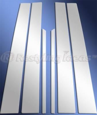 Restyling Ideas - Mercedes C Class Restyling Ideas Pillar Post - 52-SS-MBCCL93