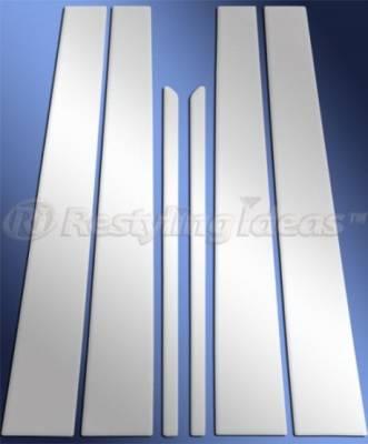 Restyling Ideas - Mercedes E Class Restyling Ideas Pillar Post - 52-SS-MBECL96
