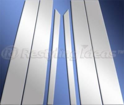 Restyling Ideas - Mercedes ML Restyling Ideas Pillar Post - 52-SS-MBMCL06