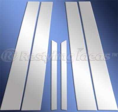 Restyling Ideas - Mercedes S Class Restyling Ideas Pillar Post - 52-SS-MBSCL01