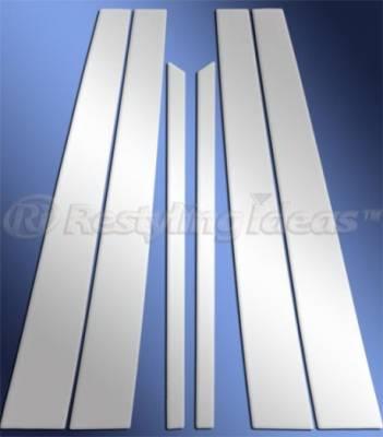 Restyling Ideas - Mercedes S Class Restyling Ideas Pillar Post - 52-SS-MBSCL91