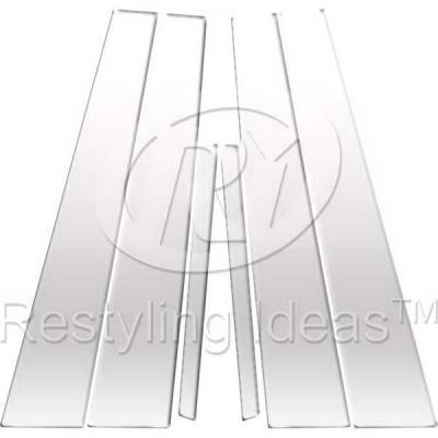 Restyling Ideas - Nissan Maxima Restyling Ideas Pillar Post - 52-SS-NIMAX09