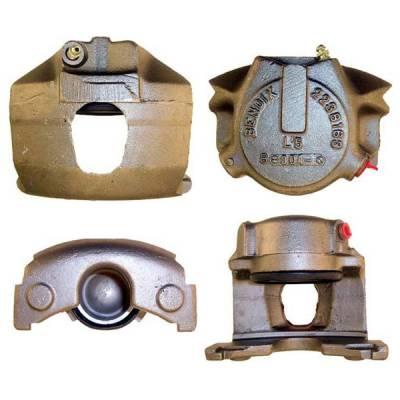 Omix - Omix Brake Caliper - Left - Remanufactured - 16744-01