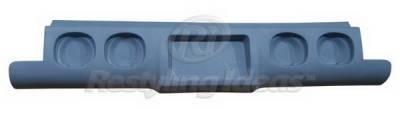 Restyling Ideas - Chevrolet CK Truck Restyling Ideas Roll Pan - Fiberglass - 61-1CV044L(846L)