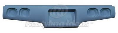 Restyling Ideas - GMC Sonoma Restyling Ideas Roll Pan - Fiberglass - 61-1CV064L(856L)