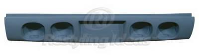 Restyling Ideas - Ford Ranger Restyling Ideas Roll Pan - Fiberglass - 61-1FD044L