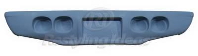 Restyling Ideas - Ford F150 Restyling Ideas Roll Pan - Fiberglass - 61-1FD054L(865L)
