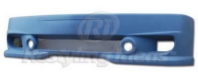 Restyling Ideas - GMC C10 Restyling Ideas Bumper Cover - Fiberglass - 61-6CV88R