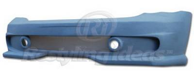 Restyling Ideas - Dodge Ram Restyling Ideas Bumper Cover - Fiberglass - 61-6DG02R