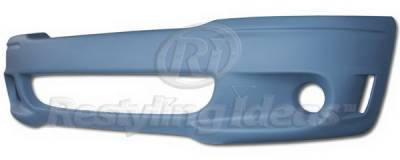 Restyling Ideas - Ford Expedition Restyling Ideas Bumper Cover - Fiberglass - 61-6FD99(BC611)