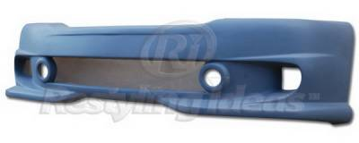 Restyling Ideas - Ford F150 Restyling Ideas Bumper Cover - Fiberglass - 61-6FD99R