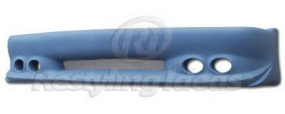 Restyling Ideas - Chevrolet S10 Restyling Ideas Bumper Cover - Fiberglass - 61-6S1094(BC616)