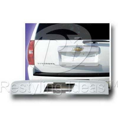 Restyling Ideas - Chevrolet Suburban Restyling Ideas Rear Door Molding Cover - 65221A