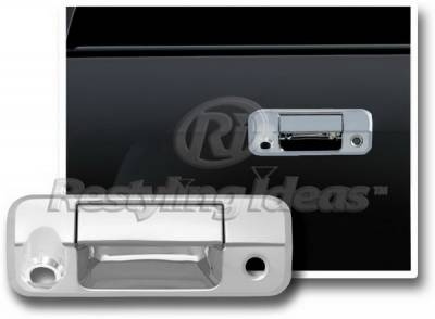 Restyling Ideas - Toyota Tundra Restyling Ideas Tailgate Cover - 65229C