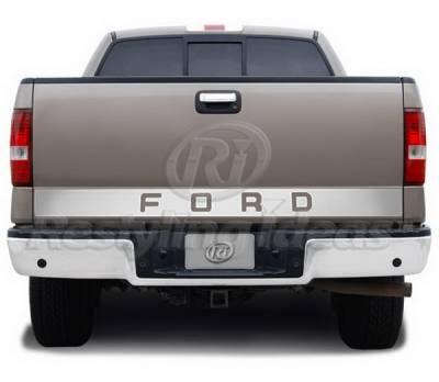 Restyling Ideas - Ford F150 Restyling Ideas Tailgate Molding - 65-SS-FO635FD