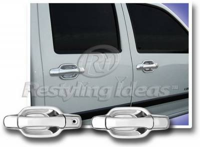 Restyling Ideas - GMC Canyon Restyling Ideas Door Handle Cover - 68114B