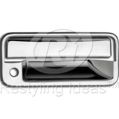 Restyling Ideas - GMC Yukon Restyling Ideas Door Handle Cover - 68119A-SS