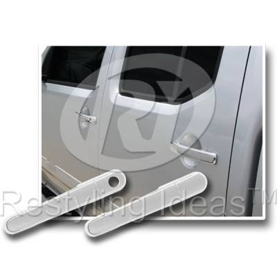 Restyling Ideas - Nissan Frontier Restyling Ideas Door Handle Cover - 68129A