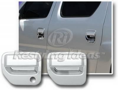 Restyling Ideas - Honda Ridgeline Restyling Ideas Door Handle Cover - 68132B