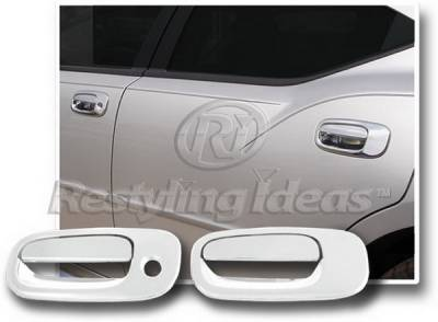 Restyling Ideas - Dodge Charger Restyling Ideas Door Handle Cover - 68134B