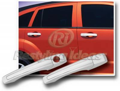 Restyling Ideas - Dodge Caliber Restyling Ideas Door Handle Cover - 68145B