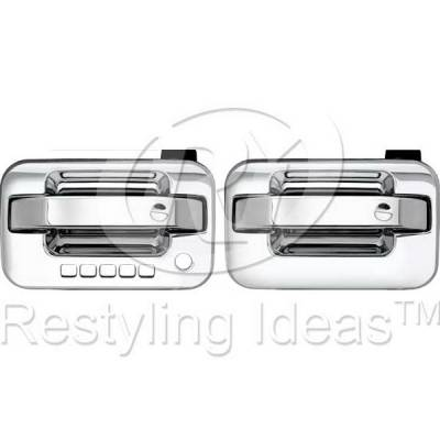 Restyling Ideas - Ford F150 Restyling Ideas Door Handle Keypad - 68-FOF1504-2P