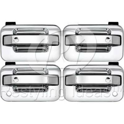 Restyling Ideas - Ford F150 Restyling Ideas Door Handle - 68-FOF1504-4K