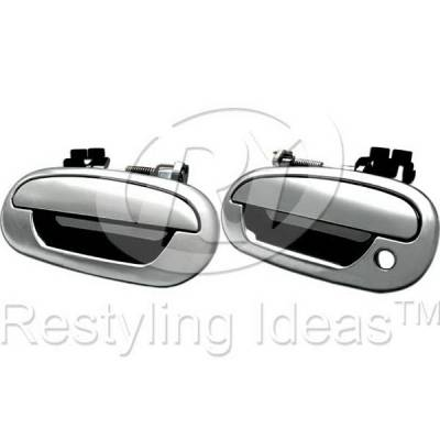 Restyling Ideas - Ford F150 Restyling Ideas Door Handle Keypad - 68-FOF1597-2P